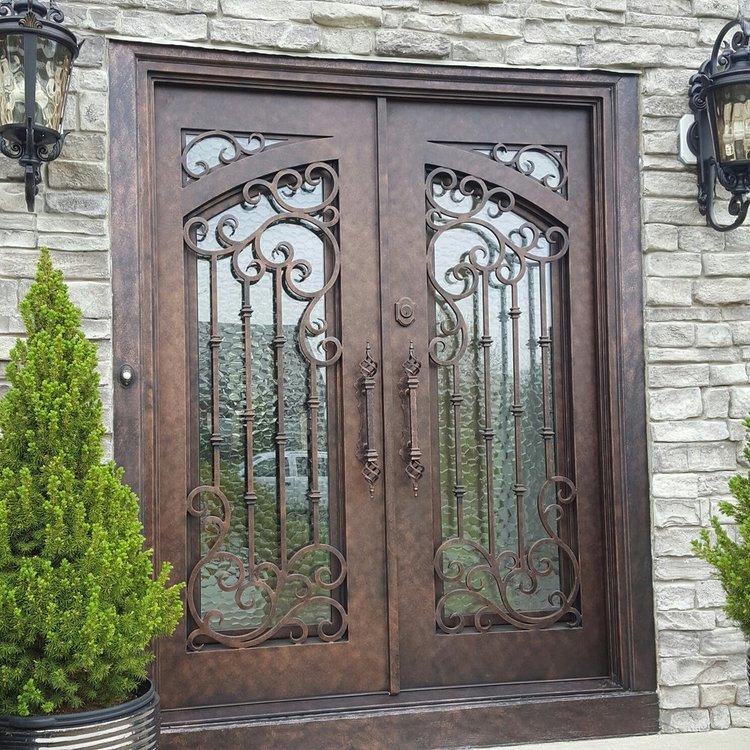 Iron Doors Charlotte NC